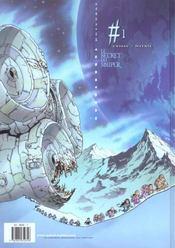 Kookaburra universe t.1 ; le secret du sniper - 4ème de couverture - Format classique
