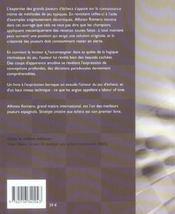 Strategie Creative Aux Echecs - 4ème de couverture - Format classique