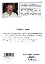 Le Festin Des Gueux - 4ème de couverture - Format classique