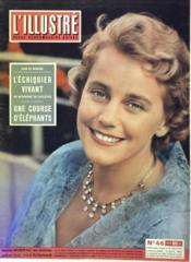 Illustre Pour Tous (L') N°46 du 10/11/1955 - Couverture - Format classique