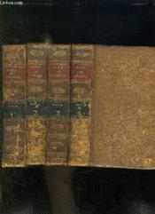 4 Tomes. Adele Et Theodore Ou Lettres Sur L Education. - Couverture - Format classique