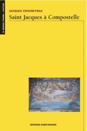 Saint jacques à compostelle - Couverture - Format classique