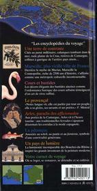 Bouches du Rhône - 4ème de couverture - Format classique