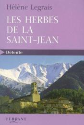 Les Herbes De La Saint Jean - Couverture - Format classique