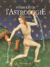 Symbole De L'Astrologie - Intérieur - Format classique