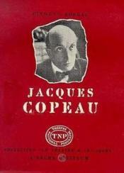 Jacques copeau - Couverture - Format classique