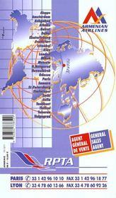 Armenie 2000, Le Petit Fute (Edition 1) - 4ème de couverture - Format classique