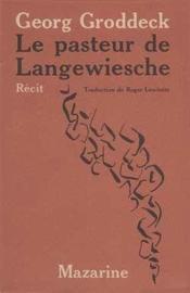 Le Pasteur De Langewiesche - Couverture - Format classique