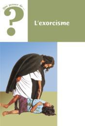 L Exorcisme - Couverture - Format classique