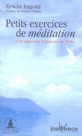 Petits Exercices De Meditation N.214 - Intérieur - Format classique