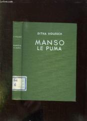 Manso Le Puma. - Couverture - Format classique