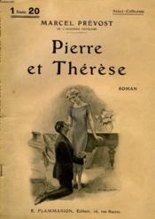 Pierre Et Therese. Collection : Select Collection N° 222 - Couverture - Format classique