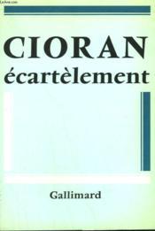 Ecartelement. - Couverture - Format classique