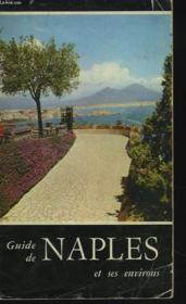 Naples, La Ville Et Ses Environs. - Couverture - Format classique