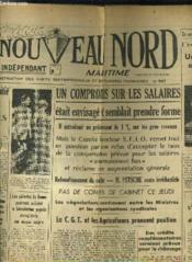 Le Nouveau Nord Maritime N°900 - 5eme Annee - Vendredi 30 Septembre 1949. - Couverture - Format classique