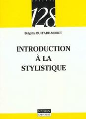 Vente livre :  Introduction A La Stylistique  - Collectif