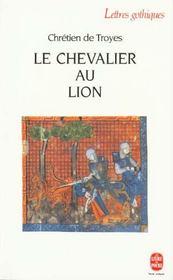 Yvain le chevalier au lion - Intérieur - Format classique