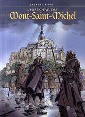 L'histoire du Mont-Saint-Michel en bande dessinée - Intérieur - Format classique