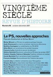 Revue Vingtieme Siecle N.96 - Intérieur - Format classique