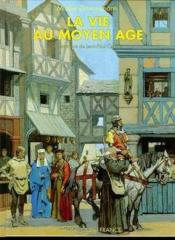 Vie Au Moyen Age (La) - Couverture - Format classique