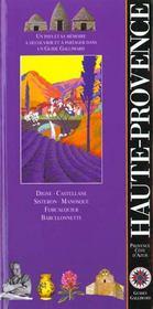 Alpes-De-Haute-Provence (Digne, Castellane, Manosque, Forcalqui - Intérieur - Format classique