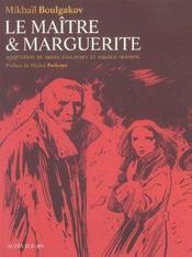 Le Maitre Et Marguerite - Intérieur - Format classique