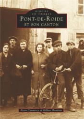 Pont-de-Roide et son canton - Couverture - Format classique