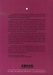 Âmes solitaires - 4ème de couverture - Format classique