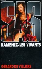 Sas T.153 ; Ramenez-Les Vivants - Couverture - Format classique