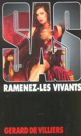 Sas T.153 ; Ramenez-Les Vivants - Intérieur - Format classique