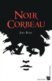 Noir Corbeau - Couverture - Format classique