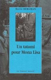Un Tatami Pour Mona Lisa - Couverture - Format classique