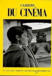 Cahiers Du Cinema T11 - Couverture - Format classique