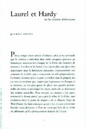 Laurel Et Hardy - Les Miroirs Deformants - Couverture - Format classique