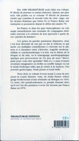 T6 Dario Fo - 4ème de couverture - Format classique