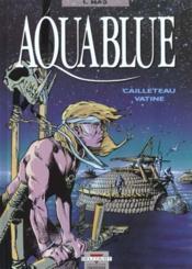 Aquablue t.1 ; Nao - Couverture - Format classique