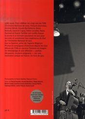 On jazz - 4ème de couverture - Format classique