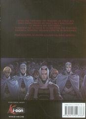 Übel blatt t.2 - 4ème de couverture - Format classique