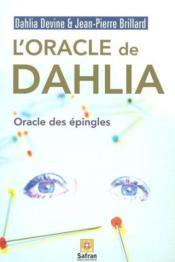 Oracle De Dahlia - Couverture - Format classique