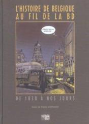 L'Histoire De Belgique Au Fil De La Bd - Couverture - Format classique