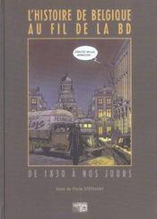 L'Histoire De Belgique Au Fil De La Bd - Intérieur - Format classique