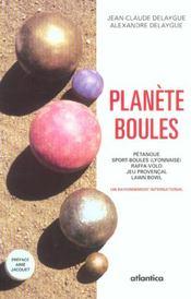 Planete boules petanque sport boules lyonnaise raffa for Jeu de boule lyonnaise