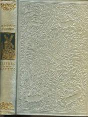 Les Lettres De Mon Moulin - Couverture - Format classique