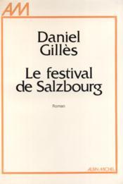 Le festival de Salzbourg. - Couverture - Format classique