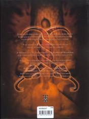 L'Ame Creuse - 4ème de couverture - Format classique