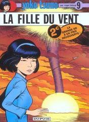 Yoko Tsuno. 9. La fille du vent. 2 , la grande BD à un prix découverte ! - Intérieur - Format classique
