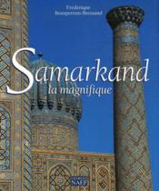 Samarkand la magnifique - Couverture - Format classique