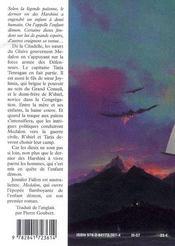 La trilogie de l'enfant-démon t.1 ; Medalon - 4ème de couverture - Format classique