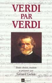 Verdi Par Verdi - Intérieur - Format classique