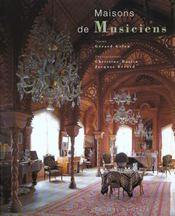 Maisons de musiciens - Intérieur - Format classique